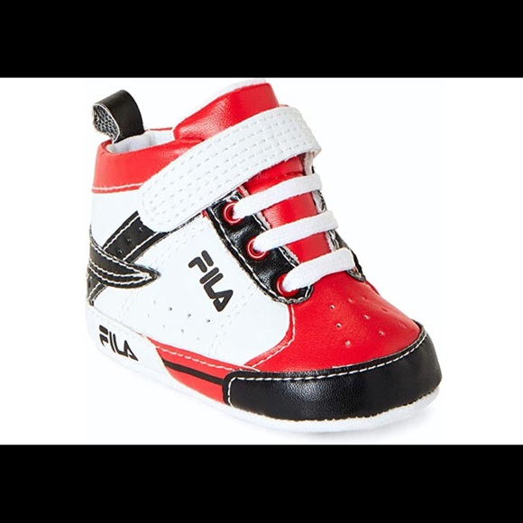 Fila Shoes   High Top Baby 06 Months